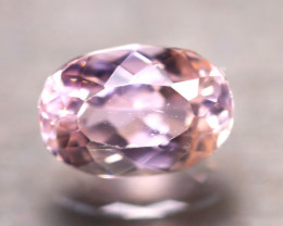 Pink Kunzite 3.18Ct Natural Pakistan Purplish Pink Kunzite D2601/ฺB37
