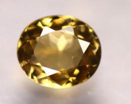 Tourmaline 1.13Ct Natural Greenish Yellow Tourmaline D2607/B49