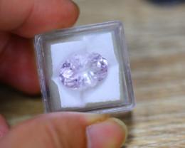 8.04ct Natural Purple Amethyst Fancy Cut Lot V7748