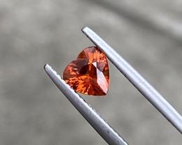 Natural Spessartite 1.21 Cts Beautiful Color Gemstone