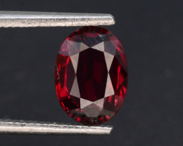 Blood Red 1.15 Ct Rare Spinel - Burma