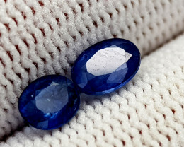 1.58CT BLUE SAPPHIRE HEAT BE BEST QUALITY GEMSTONE IIGC78