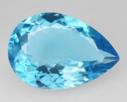 *NoReserve*Topaz 14.45 Cts Blue Natural Gemstones