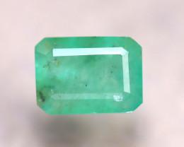 Emerald 2.73Ct Natural Zambia Green Emerald E2711/A38