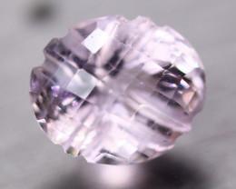16.69ct Natural Light Purple Amethyst Fancy Cut Lot B4237