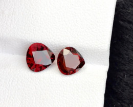 2.35 ct Red Color Spinel Untreated/Unheated ~Burma