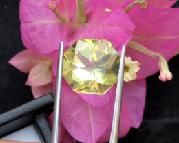 Top Grade 7.25 ct lovely Citrine Ring Size~RS