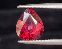 Natural Rhodolite 2.65 cts Sparkling Gemstone
