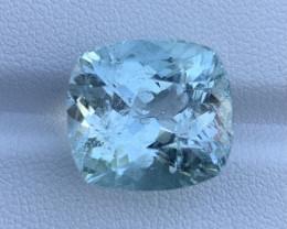 15.14 carat  Natural aquamarine Gemstone.
