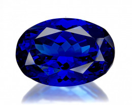 $85000 / GIA 56.10 CTs D Block Huge Size Collector Piece of Tanzanite Gem