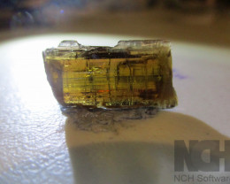 AAA Quality 10.95 Crt  Natural Imperial Topaz Rough,Topaz Rough Gemstone,Ma