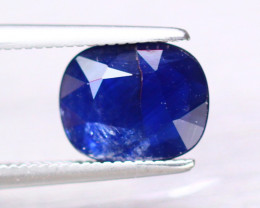 2.00ct Natural Madagascar Blue Sapphire Heated Oval Cut Lot P480