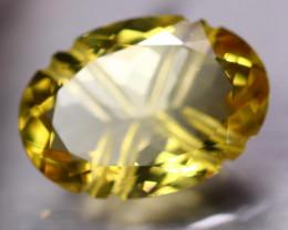 24.46ct Natural Lemon Quartz Fancy Cut Lot A75
