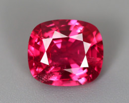 2.850 CT SPINEL HOT PINK 100% NATURAL UNHEATED BURMESE