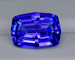 8888$$$ Flawless10.89 Carat AAA Tanzanite Precision Cut Gemstone