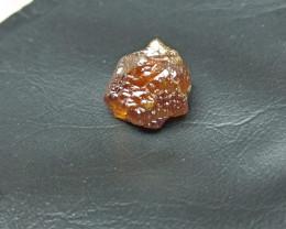 Natural rarest red colour diamond rough 6.35ctw size 1pcs
