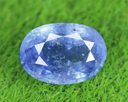9.91 CT SAPPHIRE BLUE GIL CERTIFIED BURMESE 100% NATURAL UNHEATED