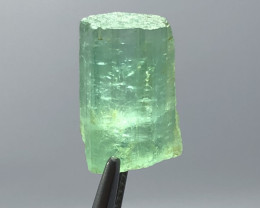 ~NO RESERVE~8.45 Carats Natural Light Colour Emerald Crystal From Panjsher