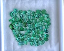 13.50(ct) Top Color & Luster No Oil Emerald Parcel