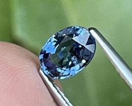 1.18 Cts Srilanka AAA Grade Royal Blue Natural Sapphire