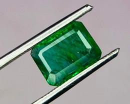 1.70 carat Natural Emerald Gemstone