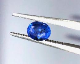 FLAWLESS GIA certified Sri Lankan Sapphire 1.03CT