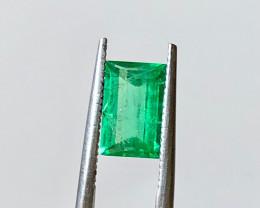 No Reserve Auction Investment Quality 1.4CT NO TREATMENT panjshir Emerald