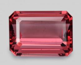 Apatite 4.82 Cts Unheated Natural Vivid Pink Color Gemstone