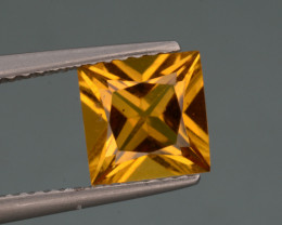 Natural  Heliodor 1.30  Cts, Top  Luster.
