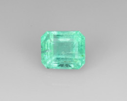 Top 1.81 Cts Naturl  Emerald from Afghanistan