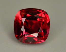 Fancy cut 2.35 ct Natural Umbalite Garnet Ring size