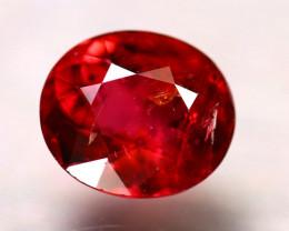 Tourmaline 1.46Ct Natural Reddish Pink Color Tourmaline E0318/B49