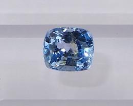 1.09ct Natural unheated blue sapphire