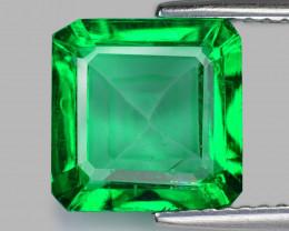 Green Beryl 3.05 Cts Rare Natural Gemstone