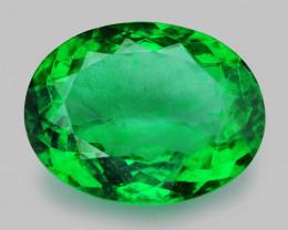 Green Beryl 4.00 Cts Rare Natural Gemstone