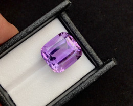 Top Grade 24.95 ct lovely Amethyst Ring Size~T