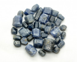 300 Cts Beautiful Top Quality Sapphire Crystals From Madagascar
