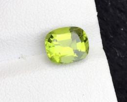 2.15 Ct Natural Untreated Green Peridot