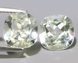 6.50  Cts Excellent white topaz
