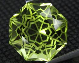 915Cts Amazing Natural Lemon Quartz Round precision Cut Loose Gemstone VIDE