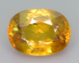 9.90 ct Malayaite Sphene AAA Spectrum of Colors Sku-82