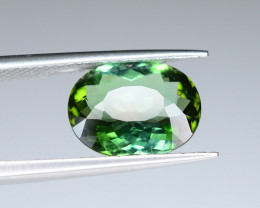 3.40 ct Natural Green Tourmaline from Africa