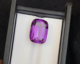 Top Grade 13.35 ct lovely Amethyst Ring Size~RM