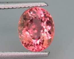 Amazing Color 2.65 ct Candy Tourmaline Ring Size
