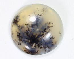 Opal 47.70Ct Natural Scenic Dendrite Opal Madagascar Cabochon A0112
