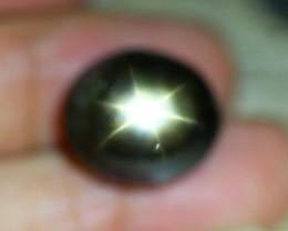 26.79ct Natural Black Star Sapphire Lot Z146