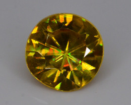 Amazing 0.85 Natural Color  Sphene from Afghanistan