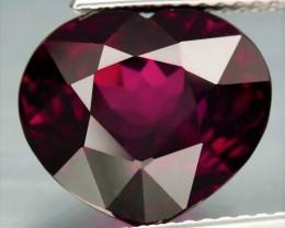 8.87ct Natural Earth Mined Top Quality  Purplish Pink Rhodolite Garnet