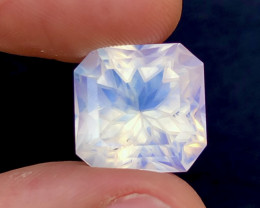 Top Quality 15.45 ct Natural Moonstone Amazing  Color ~ 1