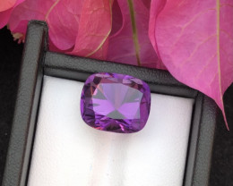 Top Grade 10.75 ct lovely Amethyst Ring Size~RM